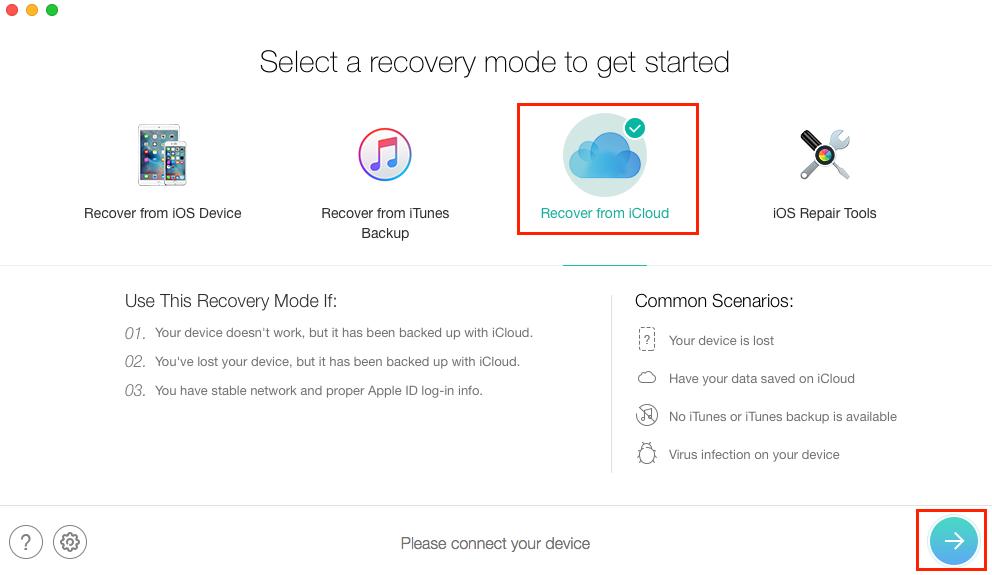 download icloud backup file