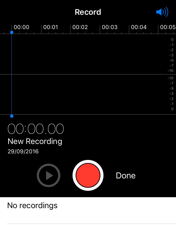 iPhone Voice Memos Guide – Record a Voice Memo