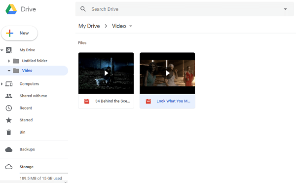 How to Watch iTunes Movies on Android via Google Drive