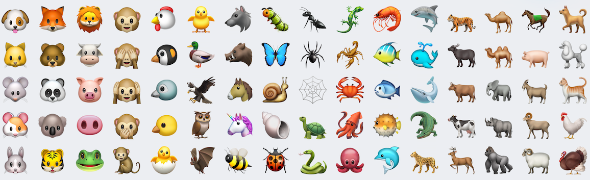 What are New Emoji on iOS 10.2 – Part 2