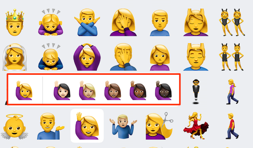 What are New Emoji on iOS 10.2 – Part 3