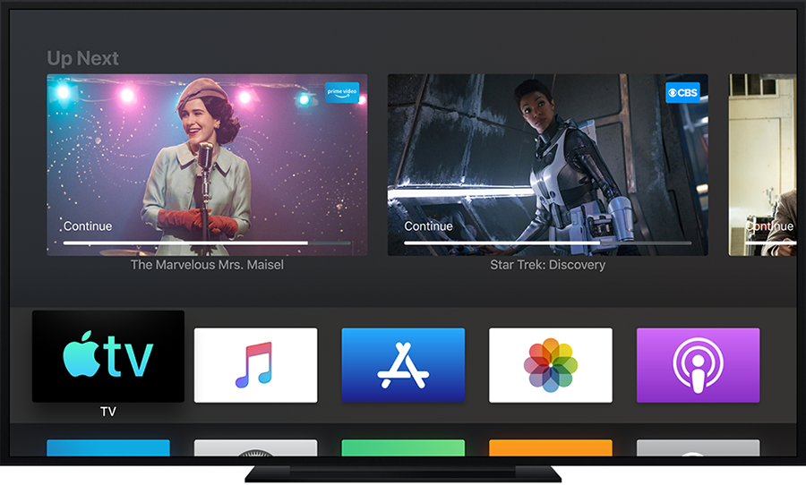 What is Apple TV App