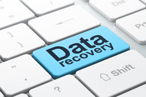 What is data recovery