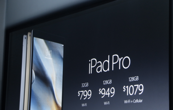 iPad Pro FAQ – Prices and Available Models