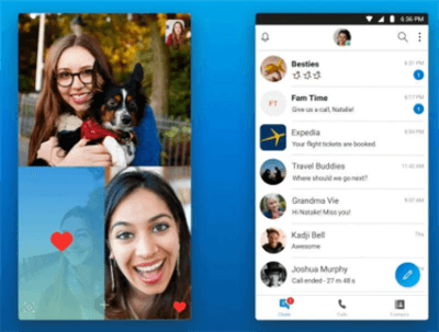 WhatsApp Alternative - Skype