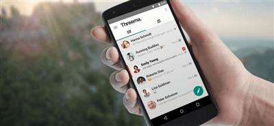 WhatsApp Alternative - Threema