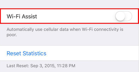 How to Fix Wi-Fi Disconnects When iPhone Is Locked