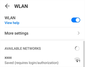 Wi-Fi Not Working on Android