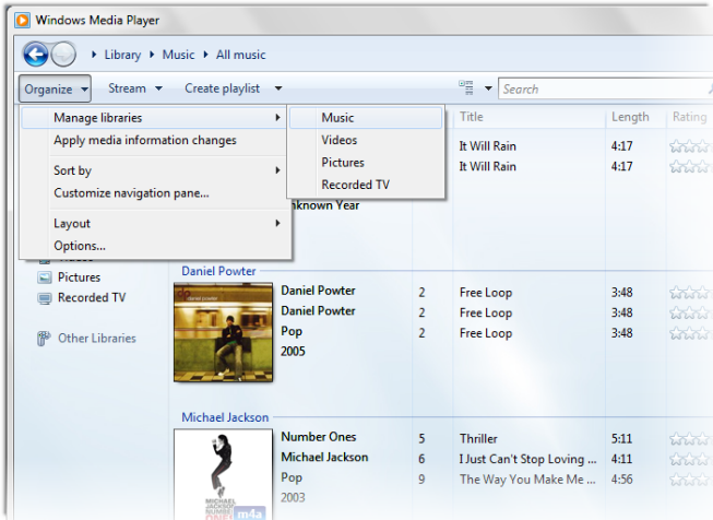 How To Transfer Music Between Windows Media Player And Itunes