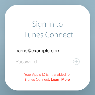 How to Fix Your Apple Id Isn't Enabled for iTunes Connect - Introduction