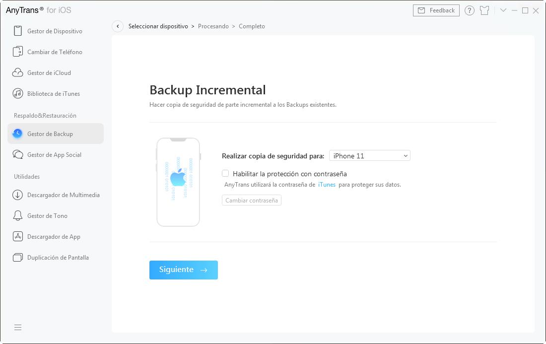 Backup Incremental - 3
