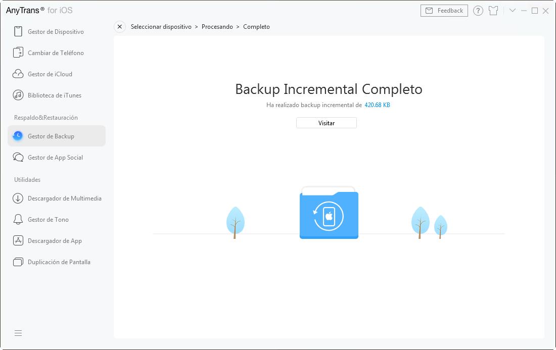 Backup Incremental - 5