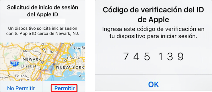 21c58e92470 Tutorial) Como desactivar verificación en dos pasos para ID de Apple