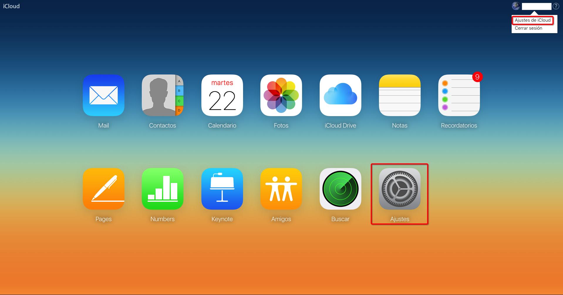 Cómo Desactivar la Verificación en Dos Pasos para ID de Apple – Paso 2