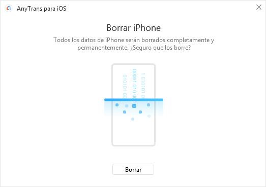 Borrar Phone 4