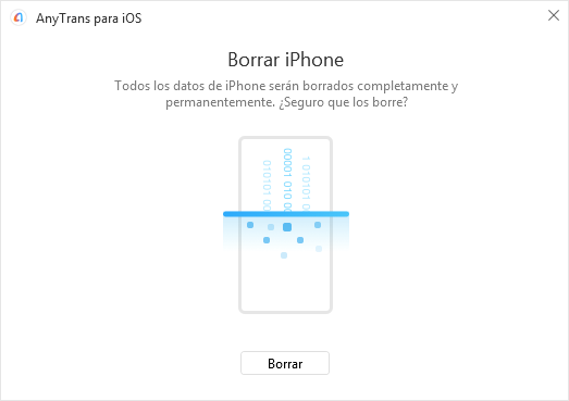 Borrar Phone 5