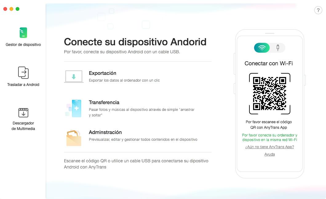 Gestión de Fotos de Android - 1