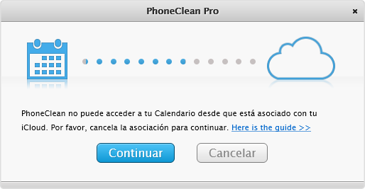 Cancel iCloud