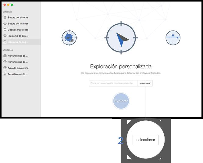 Exploración personalizada