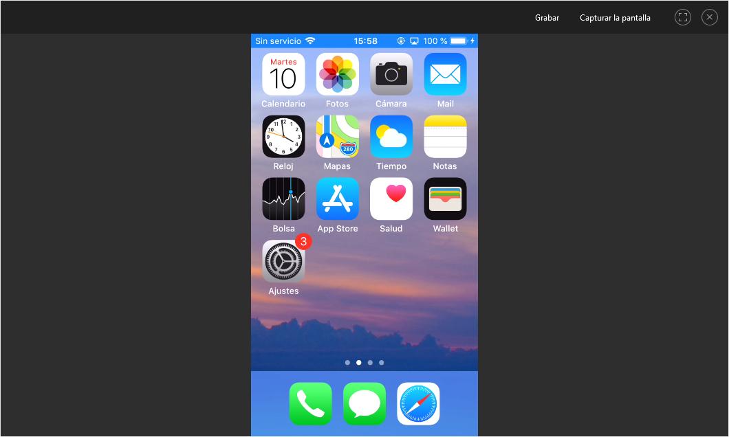 Grabación de pantalla 2