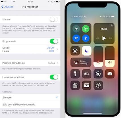 Recuperar el centro de notificaciones iPhone no funciona - Trucos 2