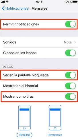 Recuperar el centro de notificaciones iPhone no funciona - Trucos 3