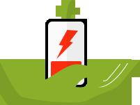 Solucionar el problema de la batería iOS