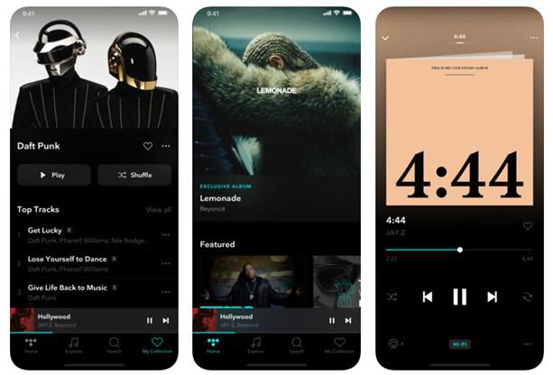 aplicaciones para descargar musica en iphone y escucharla sin internet