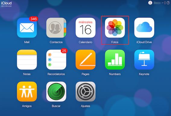Cómo ver copia de seguridad iCloud