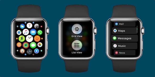 Nuevas características de watchOS 4