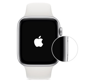 Enciende tu Apple Watch.