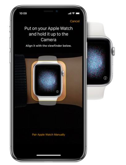 Inicia la aplicación Apple Watch en tu iPhone