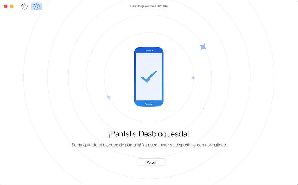 Cómo desbloquear un Huawei - Desbloqueo de Pantalla - Paso 3
