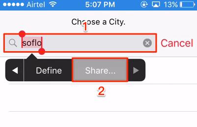 Cómo desbloquear un iPad usando Siri - Paso 2