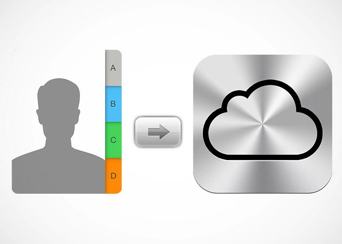 Cómo exportar contactos de iCloud