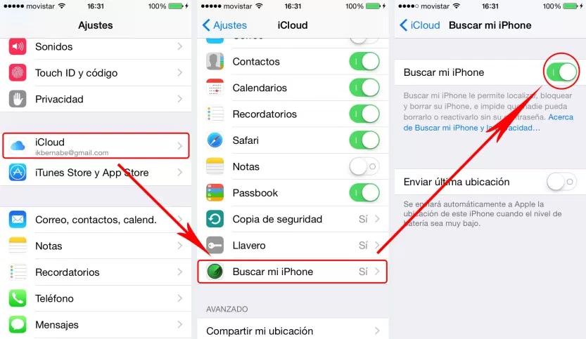 Cómo hacer downgrade de iOS 11