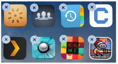 Quitar aplicaciones no deseadas para liberar espacio en el iPhone