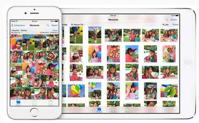 Administrar mejor fotos y vídeos para liberar espacio en el iPhone