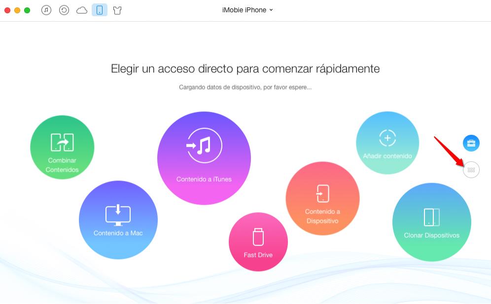 Cómo Transferir Fotos de iPhone al PC – Paso 1