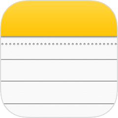 Cómo pasar notas de un iPhone a otro