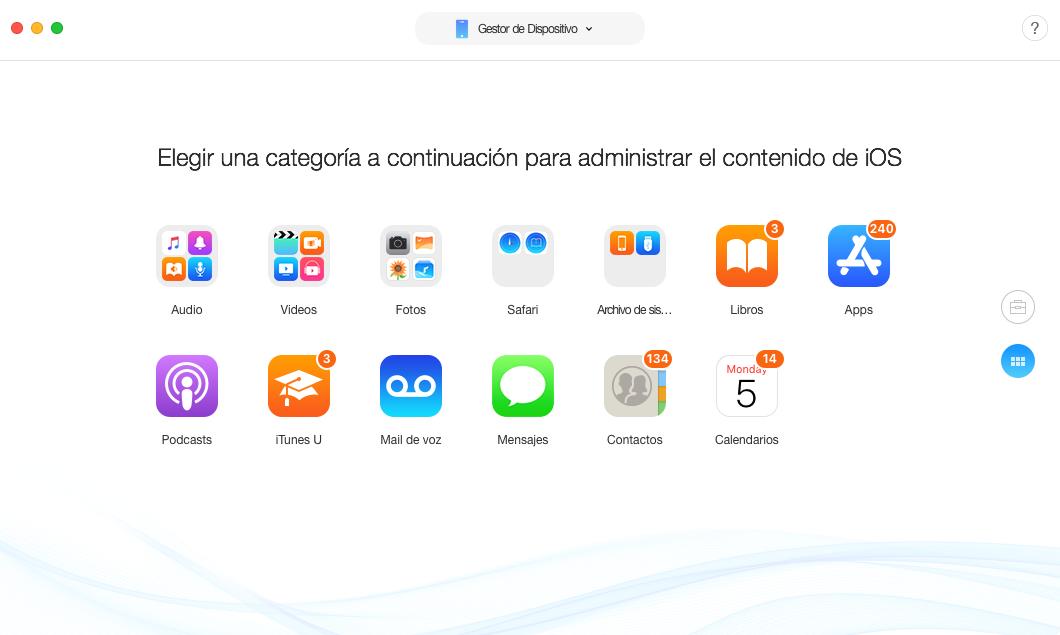 Hacer copia de seguridad antes de realizar actualización iOS 12