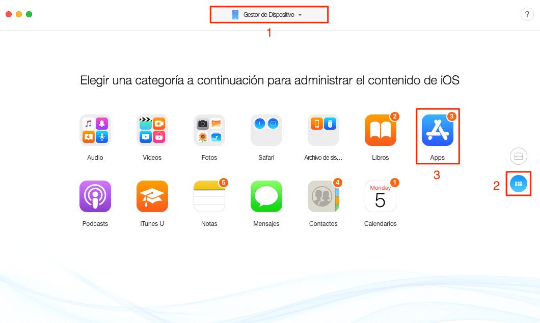 Cómo instalar una versión anterior de una app en iPhone - Paso 2