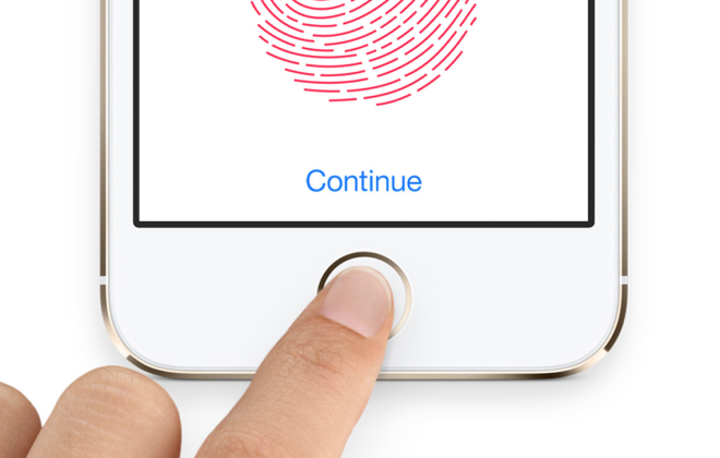 No funciona Touch ID