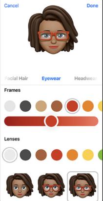 Crea Animoji y Memoji en Mensajes en iOS 12