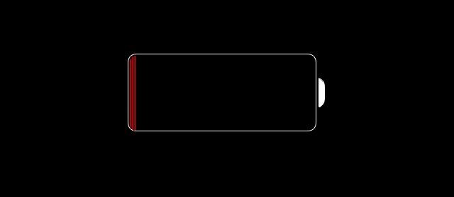 iOS 13 Beta Consumo anormal de batería