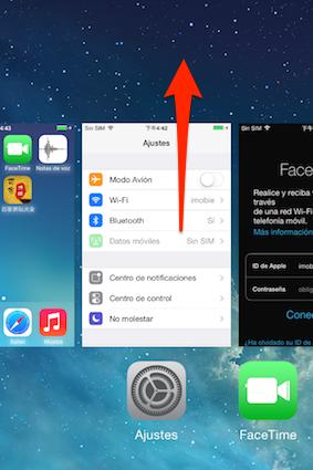 Soluciones de iPhone bloqueado en verificando actualización - Solución 3