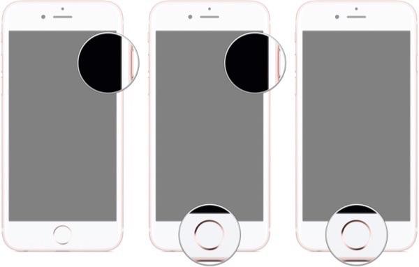 Verificando actualización iPhone -Pon el iPhone en modo DFU