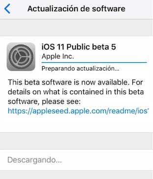 iPhone se queda en preparando al actualizar iOS