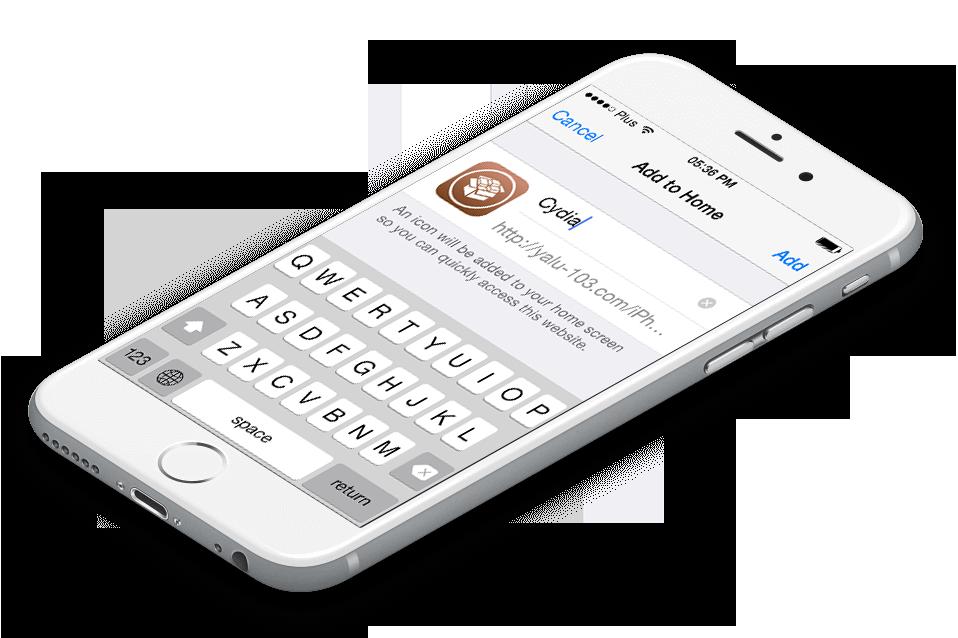 iOS 10.3 – 11.0 Jailbreak con Yalu / Yalu 103, Paso - 2