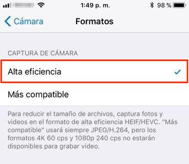 Cómo liberar un iPhone – Truco 8